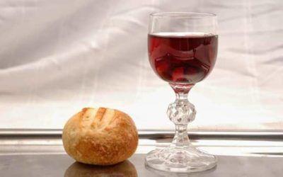Cristo Rey. Oración después de la comunión