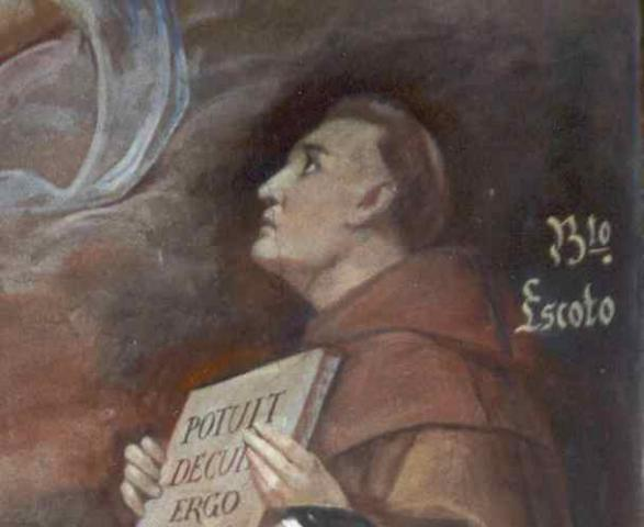 Figuras Franciscanas: Escoto y la Inmaculada