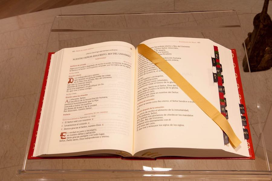 Oraciones de la misa de la Natividad. Medianoche