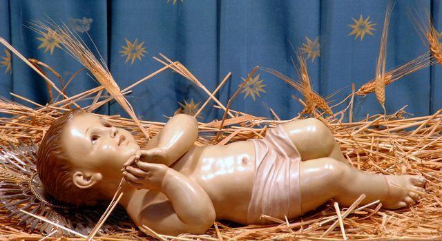 Encontrar al niño Jesús