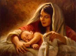 Oraciones del 1 de enero. María Madre y la Paz