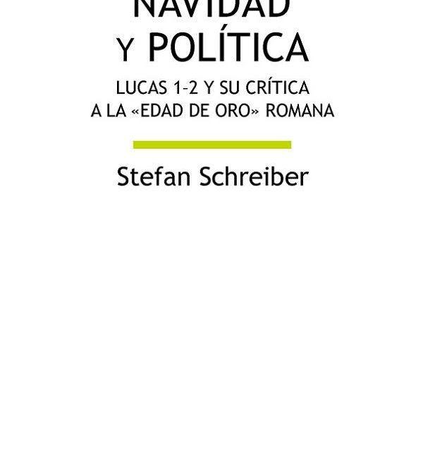 Libros. Navidad y Política
