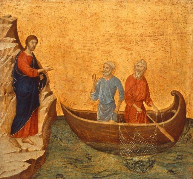III Domingo (A): La llamada de Jesús