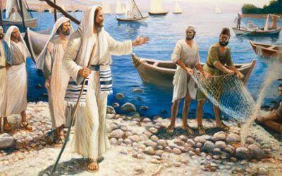 Domingo III (A): Jesús comienza a formar la comunidad