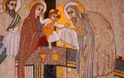 Oraciones del la Presentación de Jesús en el templo
