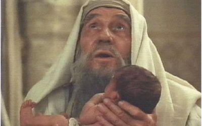 2 de febrero: Presentación de Jesús en el Templo