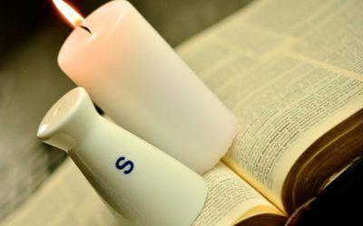 V Domingo. Meditar: Luz y sal de la tierra