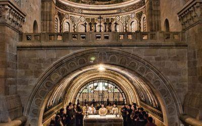 II Cuaresma: Oraciones de la eucaristía