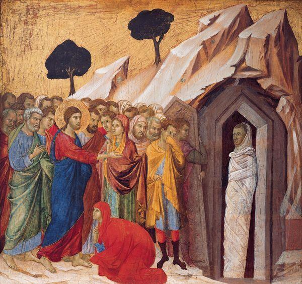 V Cuaresma. Oraciones de la Misa