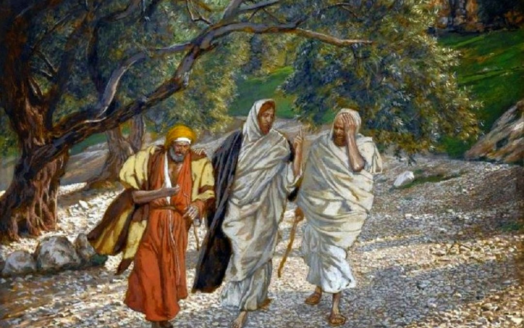 III Domingo Pascua: Emaús