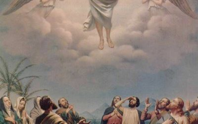 Oraciones de la Misa. La Ascensión