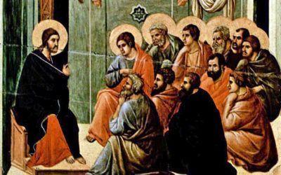 Domingo VI de Pascua: De Jesús y nosotros