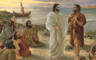 Oraciones de la Misa. VI de Pascua