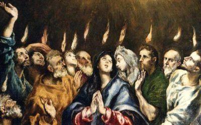 Oraciones de la Misa. Pentecostés