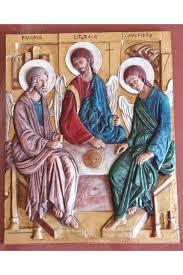 Dios Padre, Hijo y Espíritu
