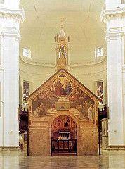 Santa María de los Ángeles. El perdón de Asís