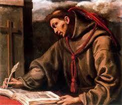 Figuras Franciscanas: San Buenaventura