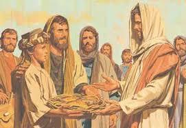Domingo XVIII. Los panes y los peces