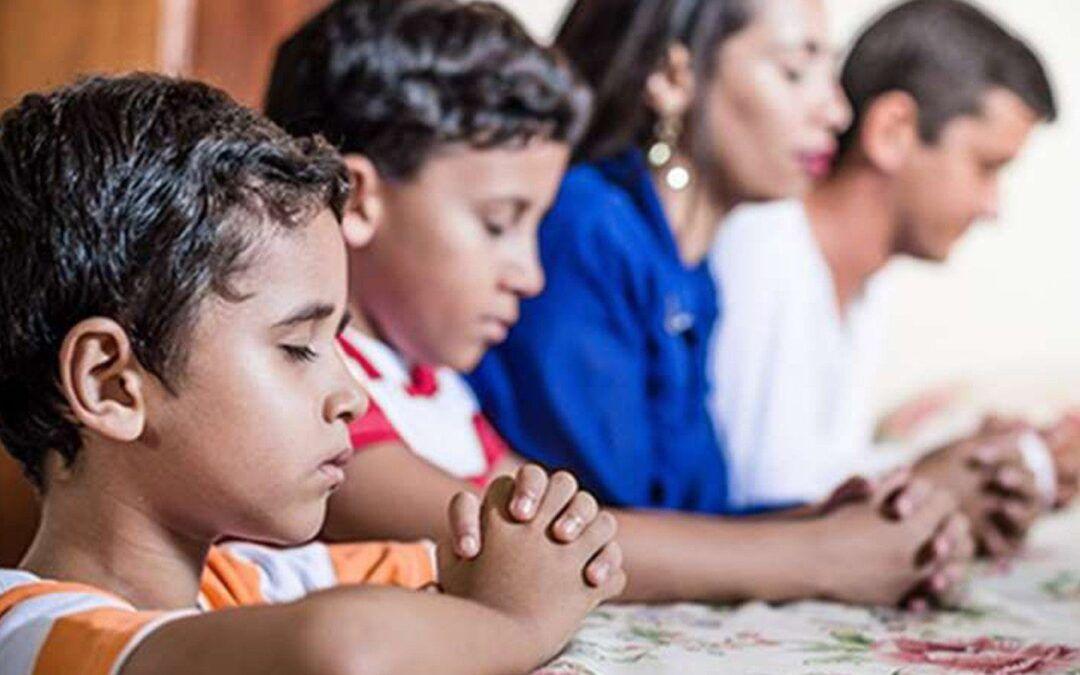 XXIII DOMINGO (A): orar juntos