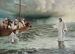 Domingo XIX. Confianza en Jesús