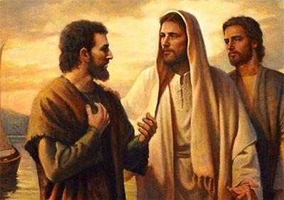 Domingo XXI. Tú eres el Mesías