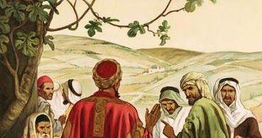 Liturgia. Oraciones del Domingo XXV T.O.