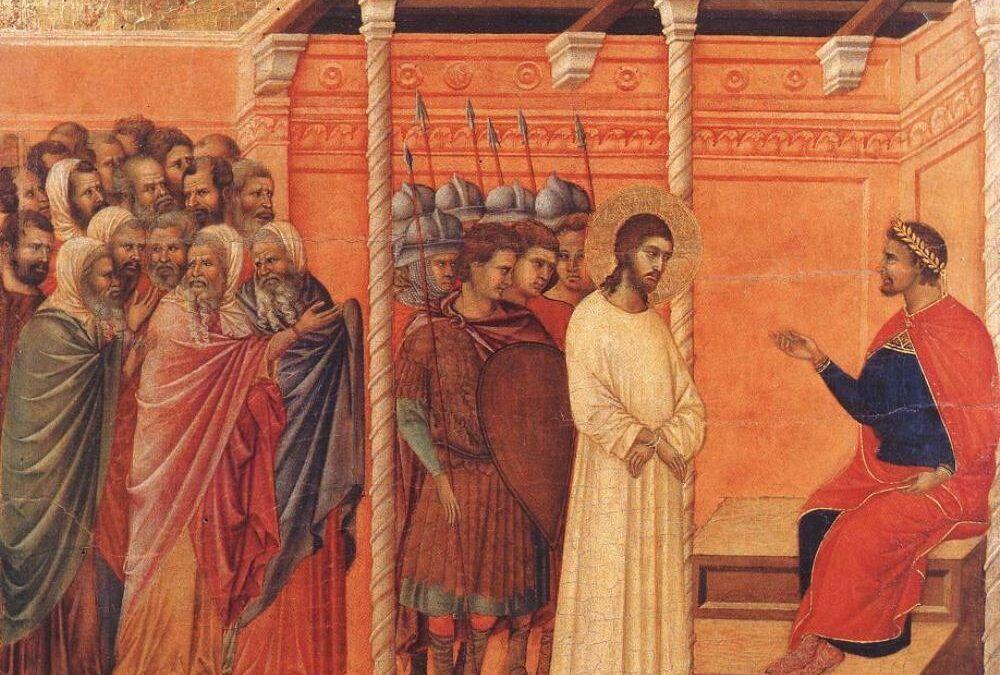 Libros. Jesús. La enciclopedia. VI: Pasión y muerte