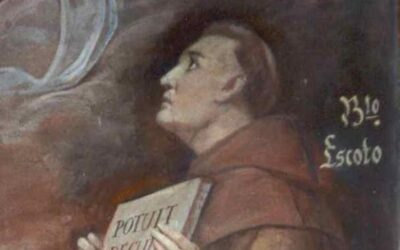Figuras Franciscanas. Juan Duns Escoto