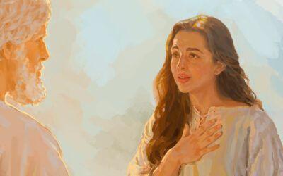 IV Adviento (B). Anuncio a María