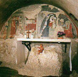 Francisco de Asís. Navidad en Greccio