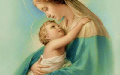 Maternidad divina y II Domingo de Navidad (días 1 y 3 de enero)