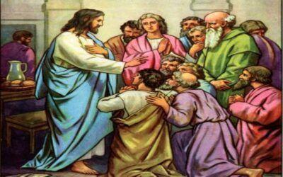 III de Pascua. Aparición del Resucitado