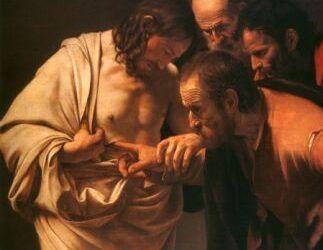 Pascua II. Señor mío y Dios mío