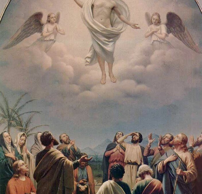 La Ascensión. Oraciones de la Misa