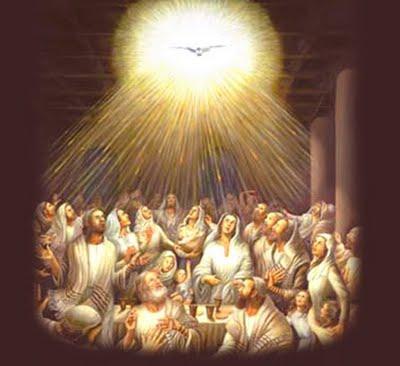 Donación y  recepción del Espíritu