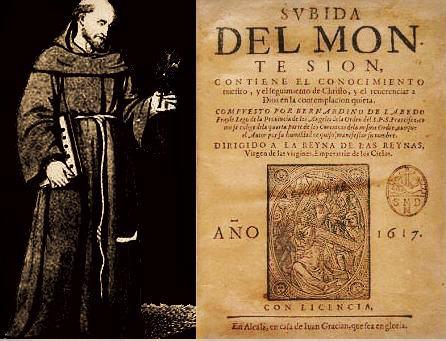 Figuras Franciscanas. Fr. Bernardino de Laredo