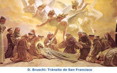 Santos y Beatos del 1 al 4 de octubre. Misa San Francisco