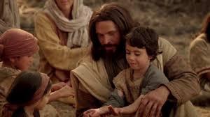 Domingo 25. Jesús y los niños